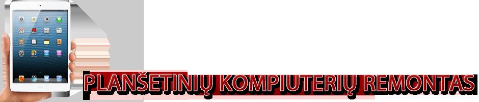 Planšečių remontas Klaipėda